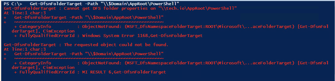 Build better PowerShell DFS scripts with this in depth tutorial