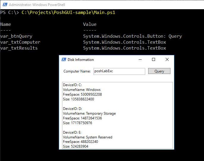 How to Turn your Script into a PowerShell GUI (WPF)