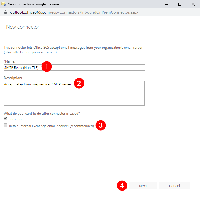 How to Set Up an Office 365 SMTP Relay [Tutorial]