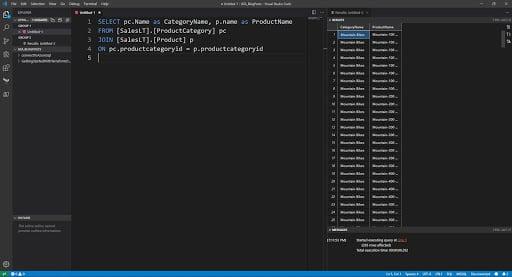 Connecting to mySql in Visual Studio Code