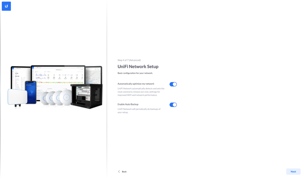 UniFi Network Setup