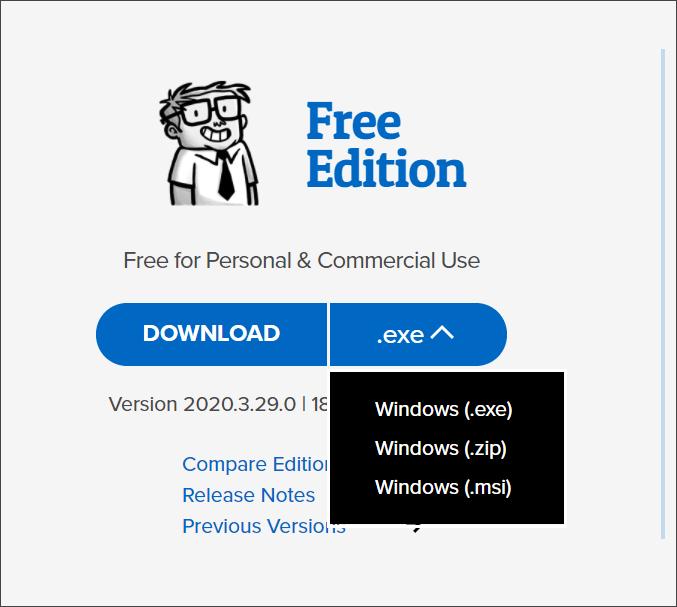 Remote Desktop Manager Download Options