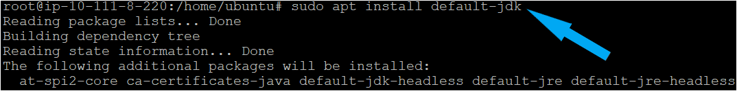 Installing the JRE