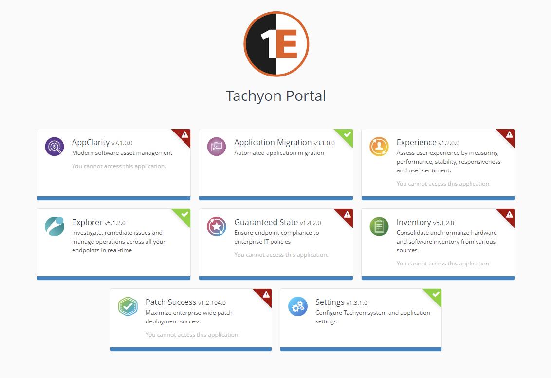 Tachyon Portal