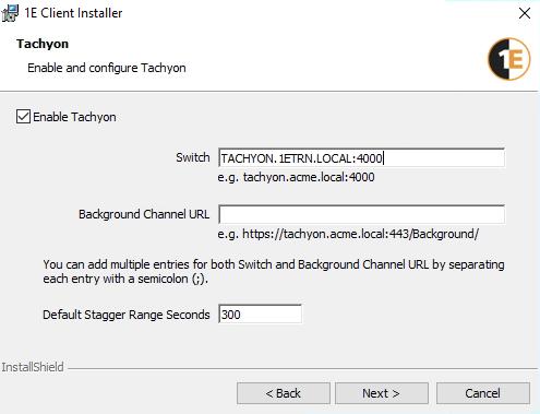 Installing Tachyon Client