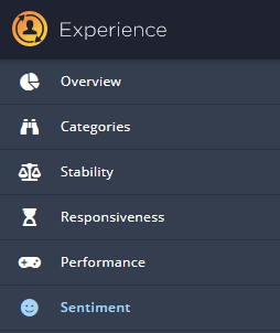 Dashboards in Tachyon Experience
