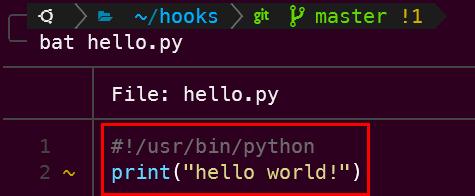 Reformatted Code via black module