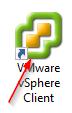 vSphere Client Icon