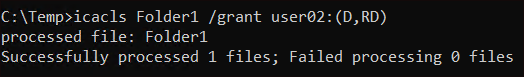 Displaying grant switch output with advanced parameters