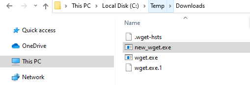 Viewing Downloaded File with Custom Name