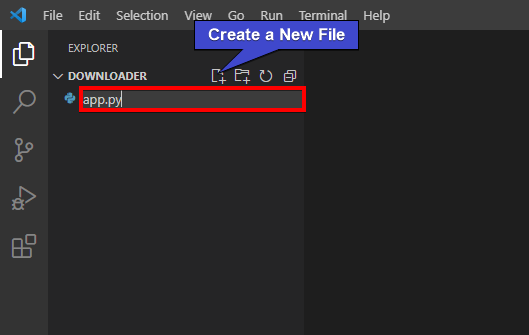 Creating a Python Script File