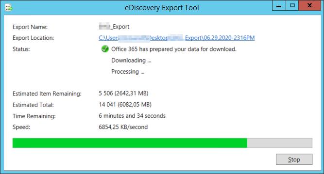 Monitoring Download Progress